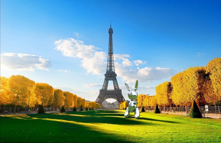 Eiffel Tower (Snap Inc.)