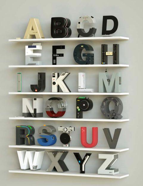araujo_alphabet