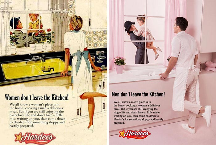 feminist-vintage-ads-Dont-leave-the-kitchen