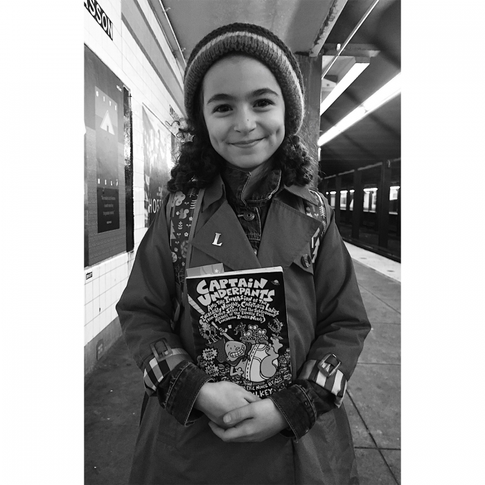 Subway-Book-Review-Young-Girl
