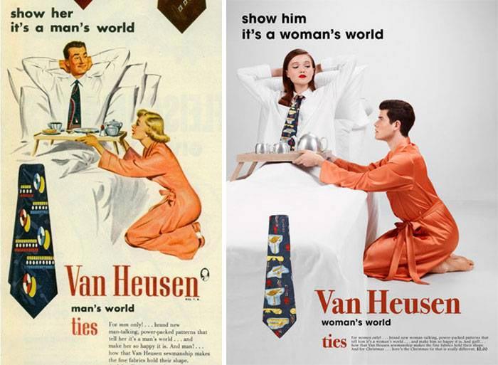 feminist-vintage-ads-van-heusen