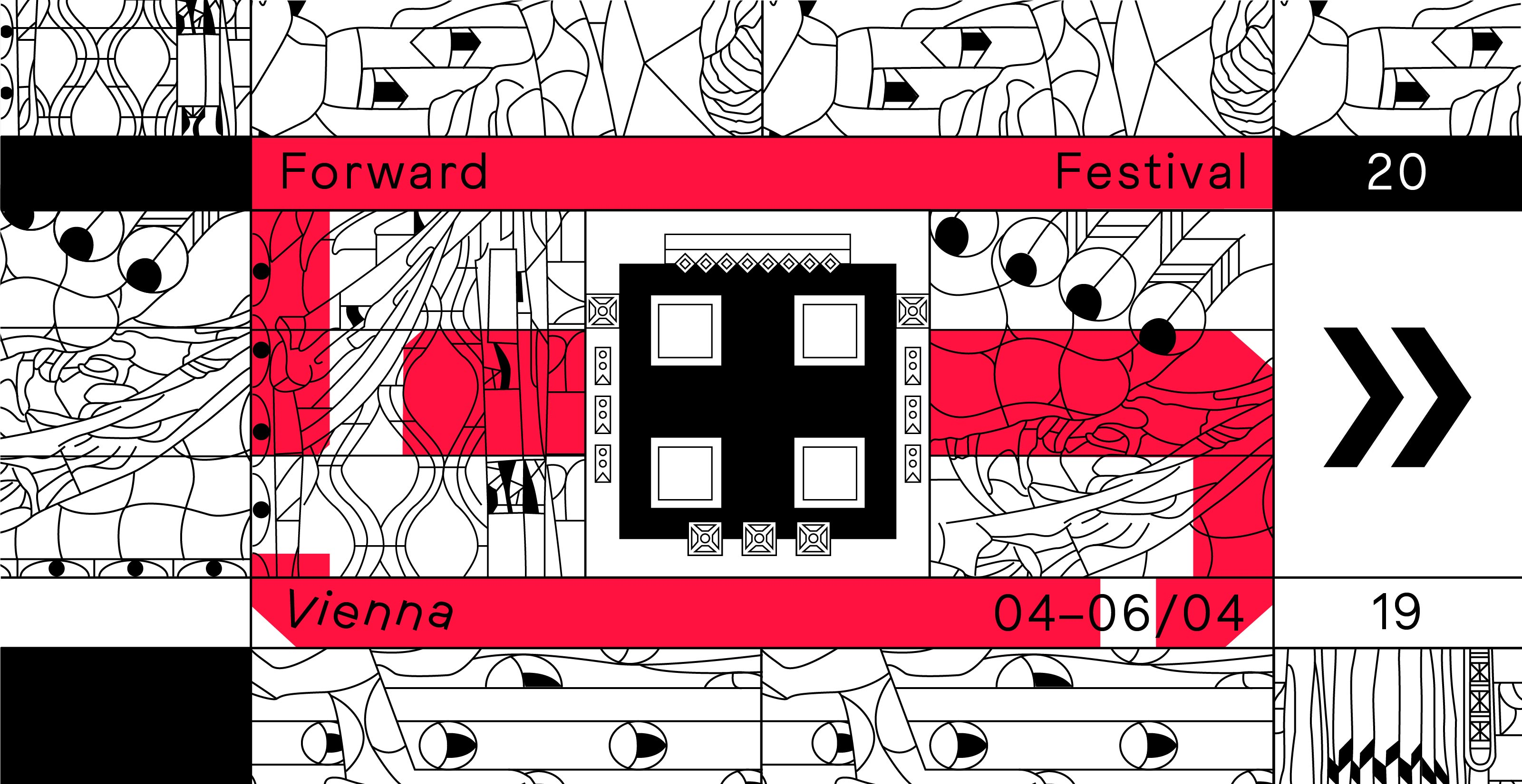 Forward Festival 2019 Celebrates Creativity